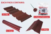 Amazon seller page - ONDUVILLA Kits - Shaded Red