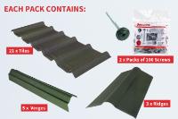 Amazon seller page - ONDUVILLA Kits - Shaded Green
