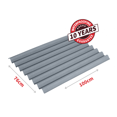 ONDULINE EASYLINE sheets for compact roofs